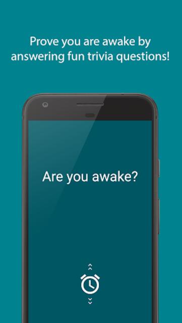 Wakeup Trivia Pro - Alarm Clock screenshot 2