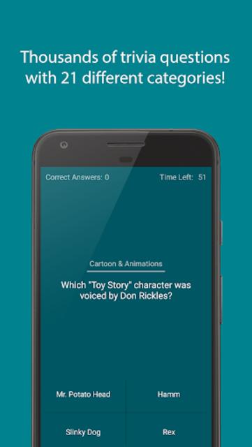 Wakeup Trivia Pro - Alarm Clock screenshot 3