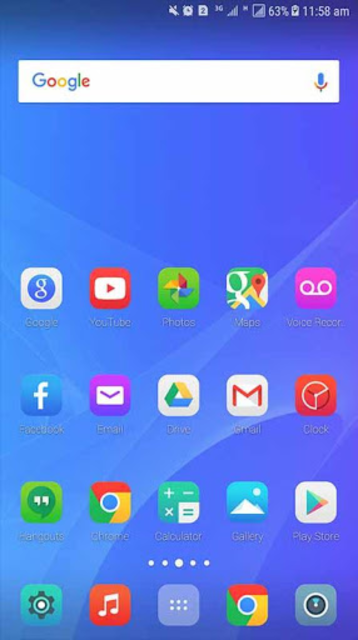 About: Theme for Huawei P20 Pro (Google Play version