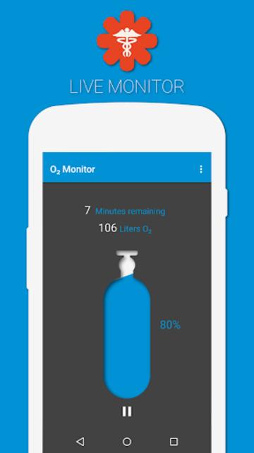O2Monitor- Oxygen Calculator screenshot 3