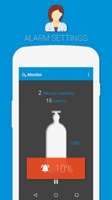 O2Monitor- Oxygen Calculator screenshot 4