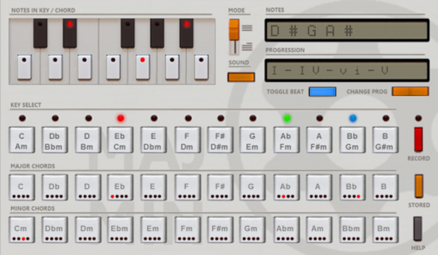 Easy Chords Studio + screenshot 1
