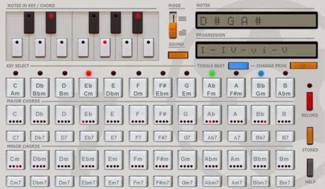 Easy Chords Studio + screenshot 5