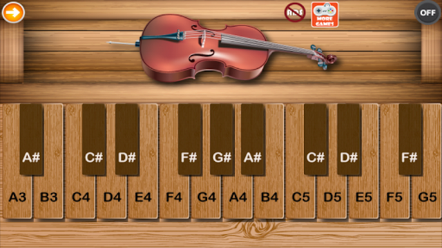 Professional Cello screenshot 1