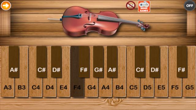 Professional Cello screenshot 2
