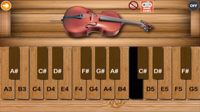Professional Cello screenshot 3