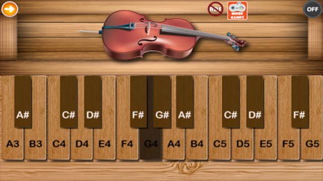 Professional Cello screenshot 4