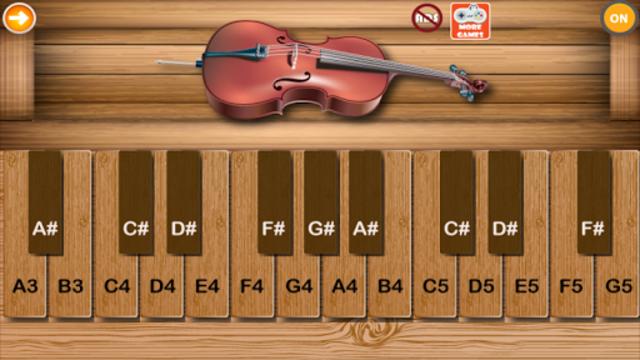 Professional Cello screenshot 5