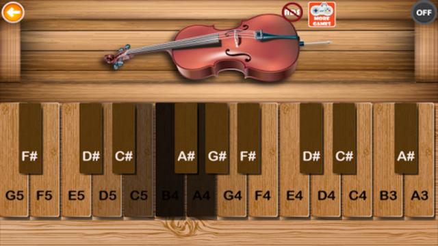 Professional Cello screenshot 7