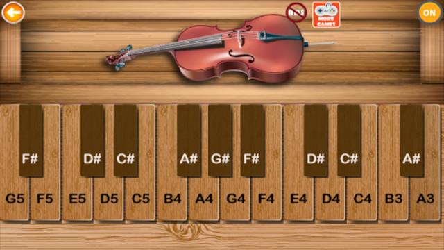 Professional Cello screenshot 8