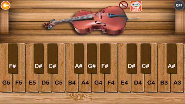 Professional Cello screenshot 14