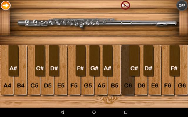Professional Flute screenshot 19