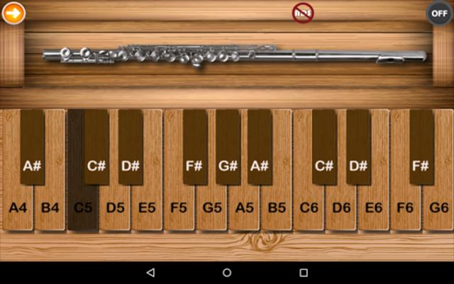 Professional Flute screenshot 3