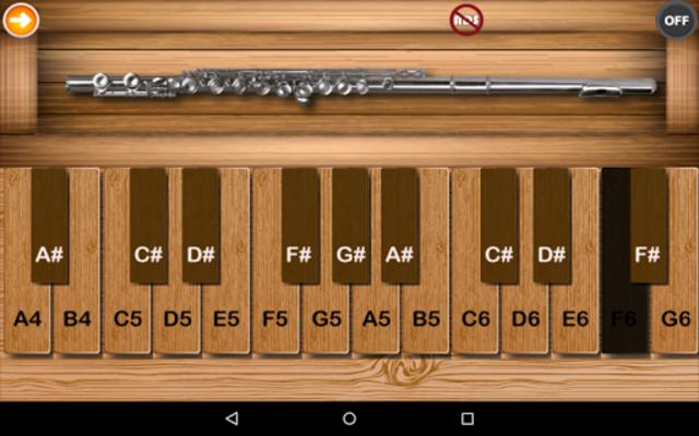 Professional Flute screenshot 5