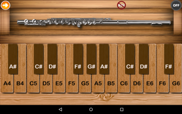 Professional Flute screenshot 13