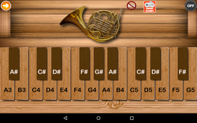 Professional French Horn screenshot 1
