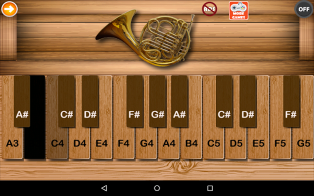 Professional French Horn screenshot 2