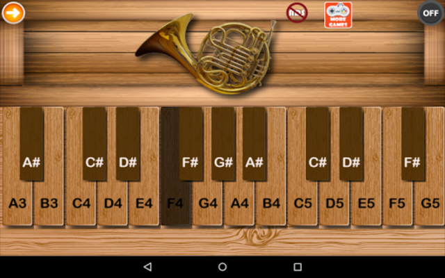 Professional French Horn screenshot 4