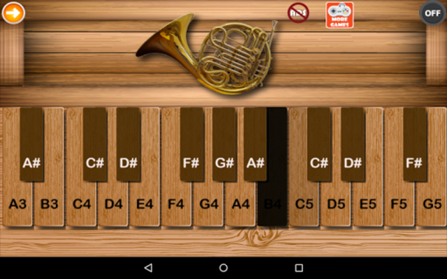 Professional French Horn screenshot 6
