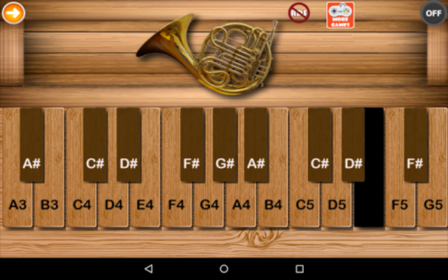 Professional French Horn screenshot 8