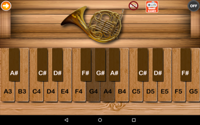 Professional French Horn screenshot 13