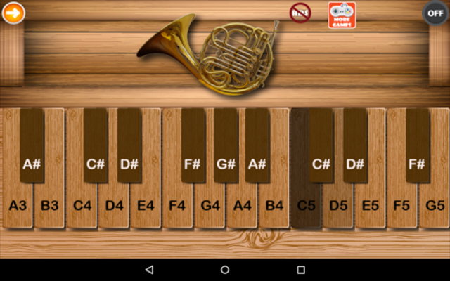 Professional French Horn screenshot 15