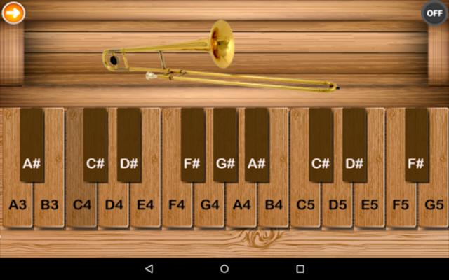 Professional Trombone Elite screenshot 2