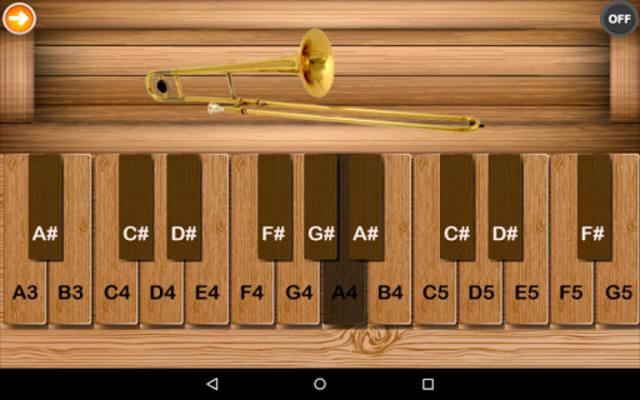 Professional Trombone Elite screenshot 21