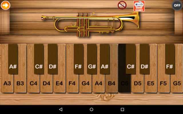 Professional Trumpet screenshot 14