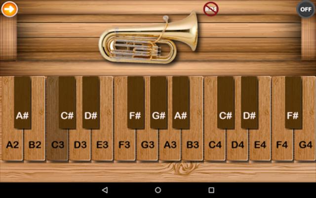 Professional Tuba screenshot 3