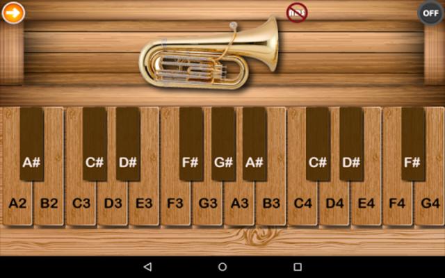 Professional Tuba screenshot 1