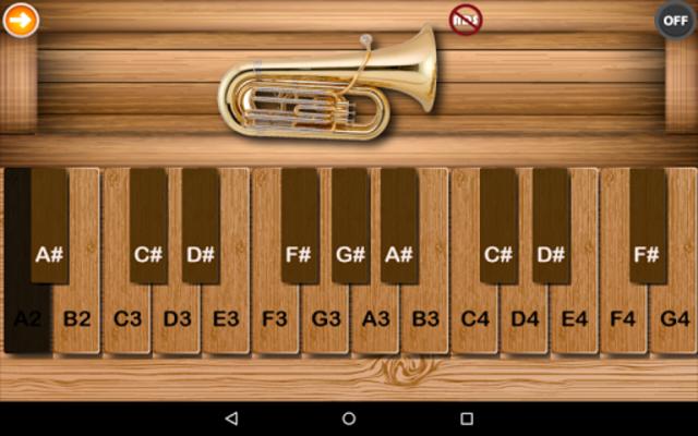 Professional Tuba screenshot 2