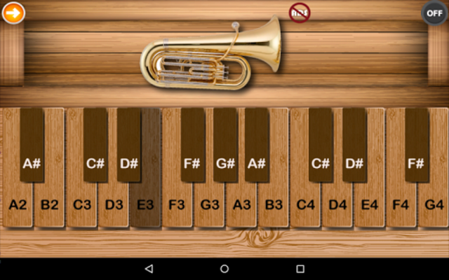Professional Tuba screenshot 4