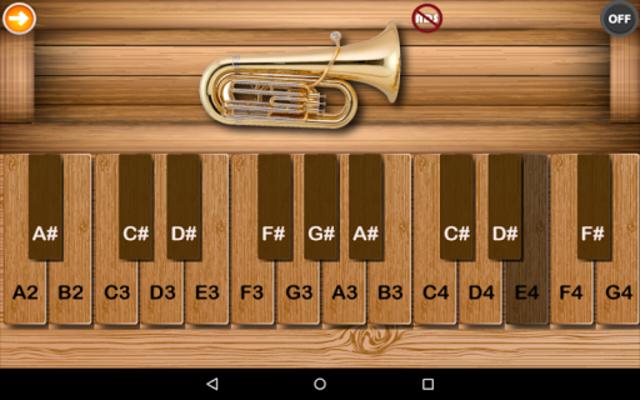Professional Tuba screenshot 8