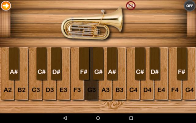 Professional Tuba screenshot 13