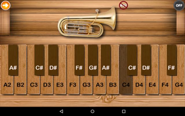 Professional Tuba screenshot 14
