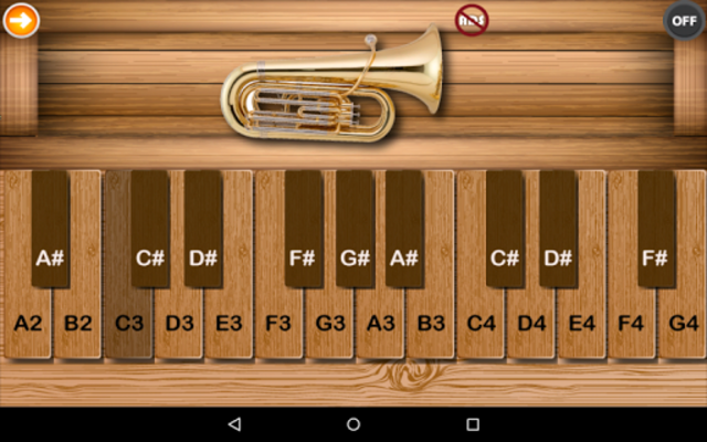 Professional Tuba screenshot 17