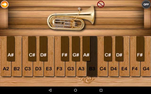 Professional Tuba screenshot 6