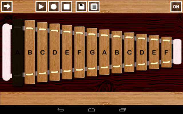 Toddlers Marimba Elite screenshot 2