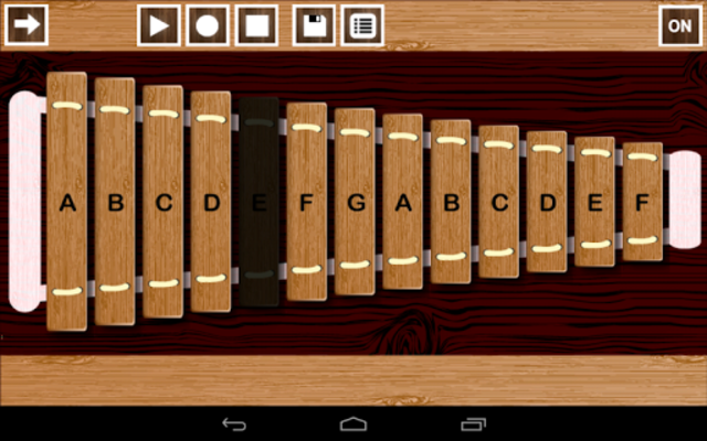 Toddlers Marimba Elite screenshot 3