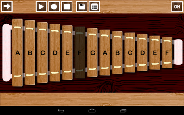 Toddlers Marimba Elite screenshot 4