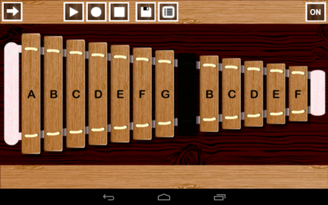 Toddlers Marimba Elite screenshot 5