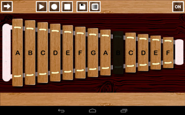 Toddlers Marimba Elite screenshot 6
