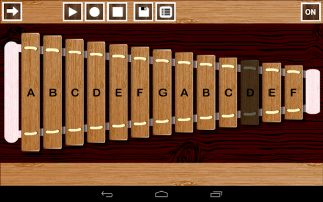 Toddlers Marimba Elite screenshot 7
