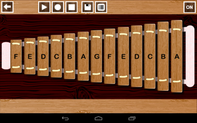 Toddlers Marimba Elite screenshot 8
