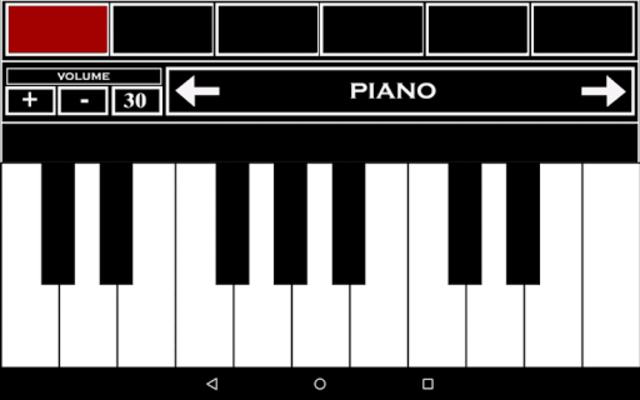 Virtual Piano Keyboard screenshot 2
