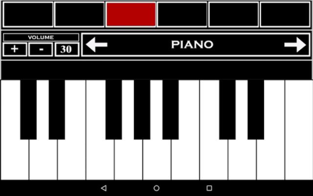 Virtual Piano Keyboard screenshot 3