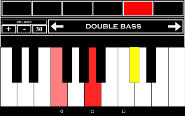 Virtual Piano Keyboard screenshot 4