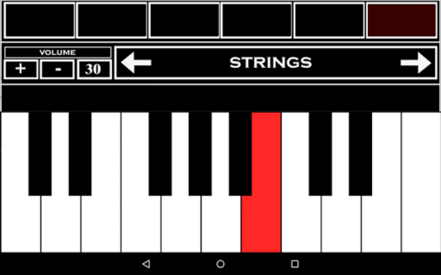Virtual Piano Keyboard screenshot 5