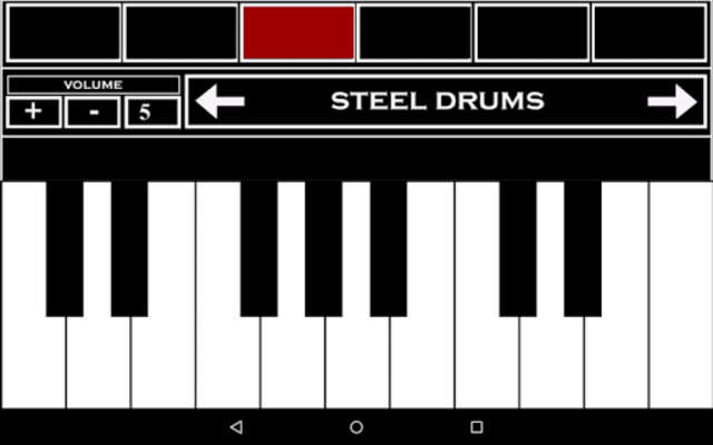 Virtual Piano Keyboard screenshot 6